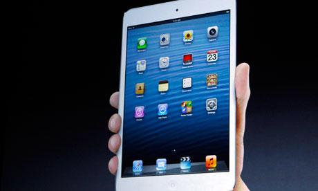 Apple iPad Mini: Tablet Wars Continue