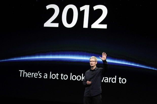 Coming Up: Apple's iPad Mini