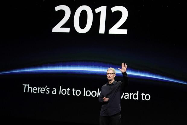 Coming Up: Apple's iPad Mini